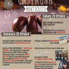 Festa della Castagna 2016