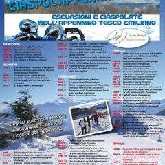 Inverno 2017 2018 Escursioni e Ciaspolate in Appennino Tosco Emiliano